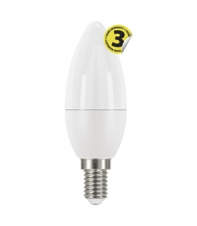 Żarówka LED Classic candle 6W E14 ciepła biel EMOS ZQ3220