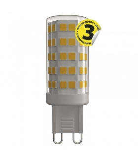 Żarówka LED Classic JC A++ 4,5W G9 neutralna biel EMOS ZQ9541