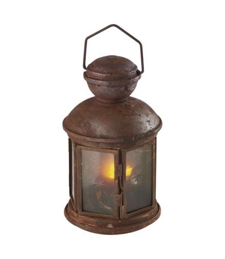 Lampion LED vintage 21cm 3x AA, WW, timer EMOS ZY1977