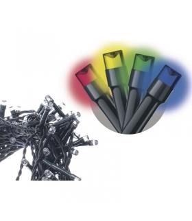 Oświetlenie choinkowe łączone -łańcuch 100LED 10m multikolor EMOS ZY1926