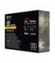 Dekoracje 10 LED 1,35m metal. gwiazdki miedź 3x AA WW, timer EMOS ZY1975