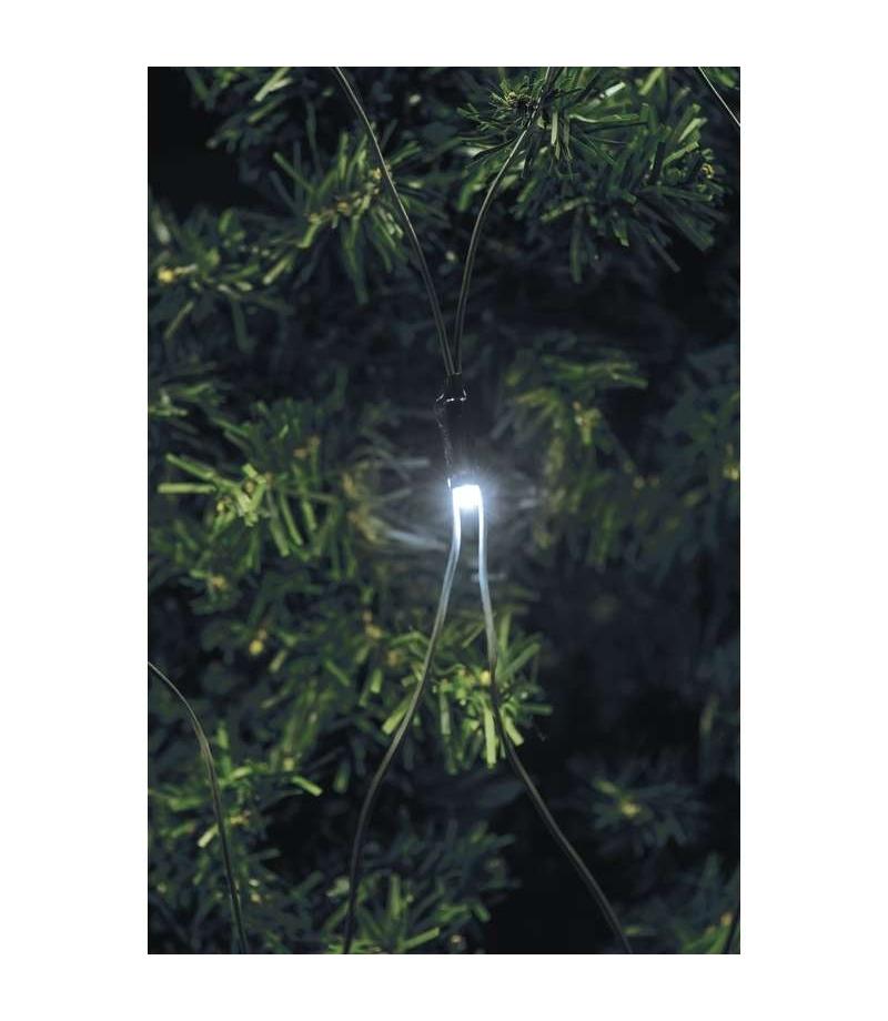 Oświetlenie świąteczne łączone Siatka 160 Led Cw Emos