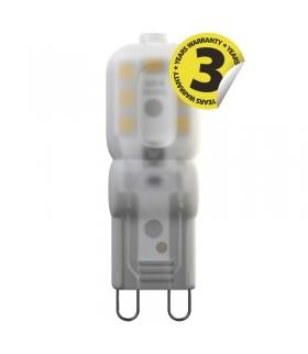 Żarówka LED Classic JC A++ 2,5W G9 ciepła biel EMOS ZQ9522