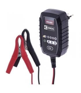 Ładowarka akumulatorów ołowiowych 6V/12V 0,8A EMOS N1015