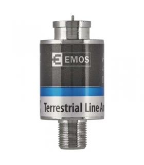 Liniowy wzmacniacz antenowy 20dB EMOS J5709