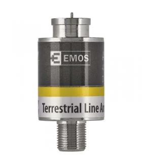 Liniowy wzmacniacz antenowy 30dB EMOS J5710
