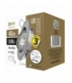 Oczko LED Exclusive 5W ciepła biel, srebrny EMOS ZD3221