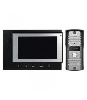 "Wideodomofon 7"" H2018 czarny EMOS H2018"