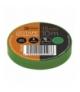 Taśma izolacyjna PVC 15mm / 10m zielona EMOS F61519