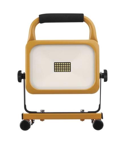 Przenośny naświetlacz LED SMD ładowalny 20W ZIMNY EMOS ZS2821