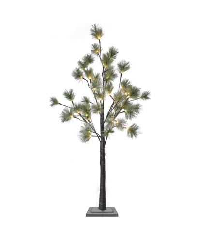 Dekoracje 48 LED, drzewko sosna 120cm IP44, WW, timer EMOS ZY2137T