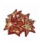 Dekoracje 10 LED 1,35m drewniane gwiazdki 2x AA WW, timer EMOS ZY2071