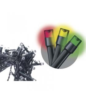 Lampki choinkowe 96 LED 10m, RGB, 2w1, 8 programów EMOS ZY2014
