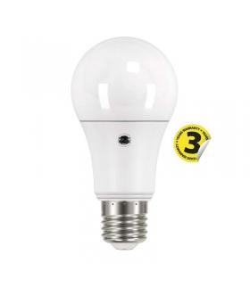 Żarówka LED Classic A60 9W E27 ciepła biel czujnik zmierzchu EMOS ZQ5140L