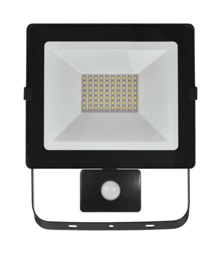 Naświetlacz LED HOBBY SLIM PIR 50W neutralna biel EMOS ZS2341