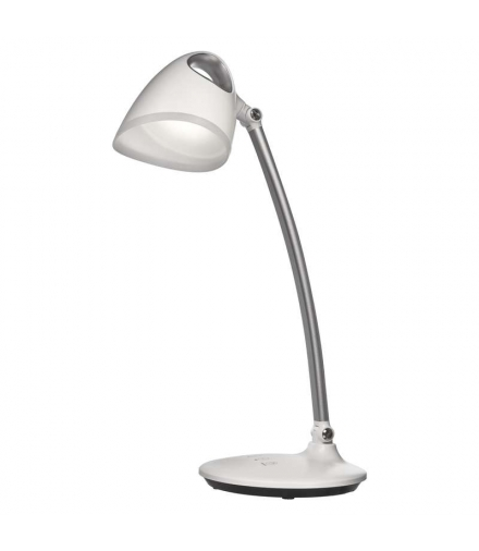Lampa biurkowa LED Carla biały EMOS Z7593