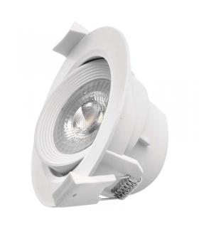 Oczko LED 7W neutralna biel, biały EMOS ZD3531