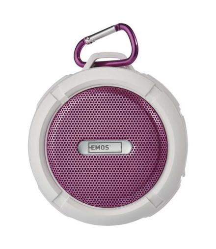 Soundbox EMOS FREESTYLER różowy EMOS E0073