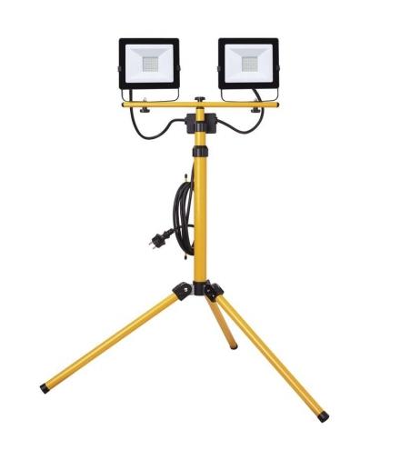 Naświetlacz LED HOBBY SLIM 2x 30W + statyw EMOS ZS2231.2
