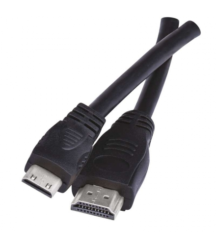 Przewód HDMI 1.4 wtyk A - wtyk C, 1,5m EMOS SB1101