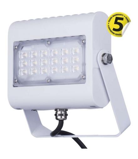 Naświetlacz LED PROFI + 30W neutralna biel , biały EMOS ZS2421