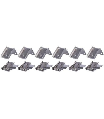 6 sprężyn do panelu LED 120×30cm EMOS ZR9002