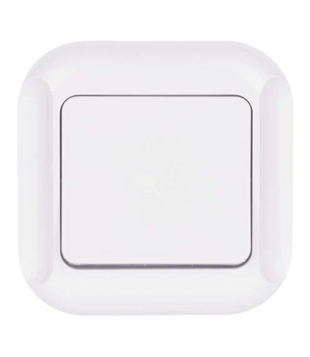Wyłącznik schodowy 1P biały EMOS A5310.0
