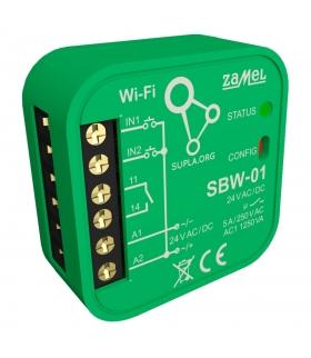 Moduł sterowania bramami WiFi SUPLA SBW-01