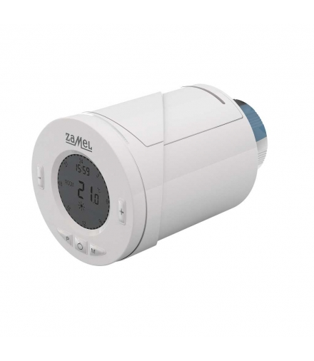 Głowica termostatyczna radiowa EXTA LIFE RGT-01