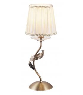 Lampa stołowa Claudia E14 40W bronze Rabalux 7280