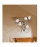 Spot Dreambells E14 6x40W brąz Rabalux 6146