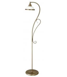 Lampa podłogowa Elisett E27/1x60W mos.ant. Rabalux 2758