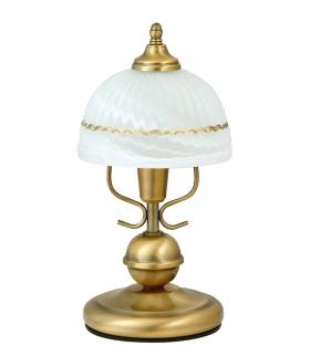 Lampka stołowa Flossi E27/1x40W brąz Rabalux 8812