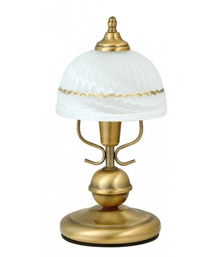 Lampka stołowa Flossi E27 1x40W brąz Rabalux 8812