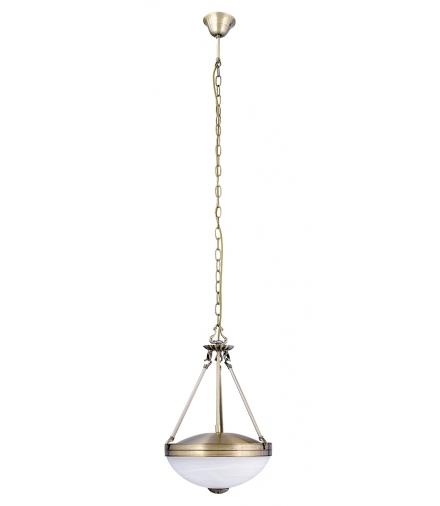 Lampa wisząca Marlene E27 2x60W brąz Rabalux 8547