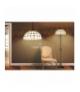 Lampa witrażowa wisząca Marvel E27 2x60W Rabalux 8076
