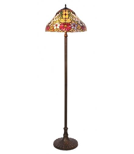 Lampka stojąca Mirella E-27 2x60W Rabalux 8088
