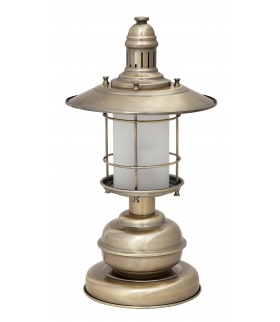 Lampa Sudan E27/1x60W mosiądz ant. Rabalux 7992