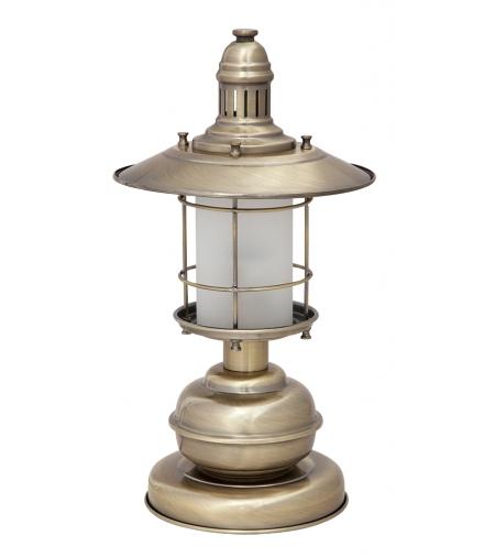 Lampa Sudan E27 1x60W mosiądz ant. Rabalux 7992