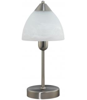 Lampka stołowa Tristan E14/40W chrom satyna Rabalux 7202
