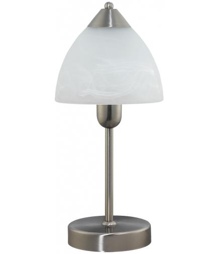 Lampka stołowa Tristan E14 40W chrom satyna Rabalux 7202