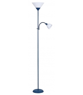 Lampa podłogowa Action niebieski Rabalux 4187