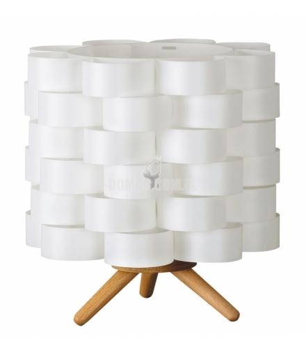 Lampka stołowa Andy E14 1x40W biały Rabalux 4346