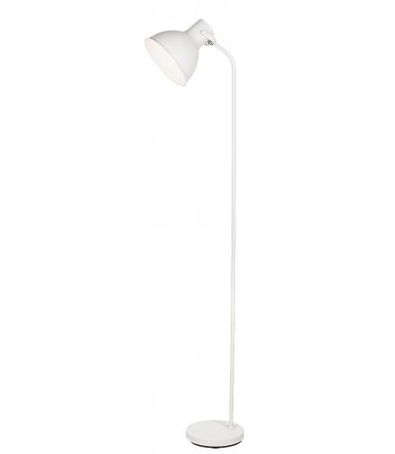 Lampa podłogowa Derek E27 25W biały Rabalux 4328