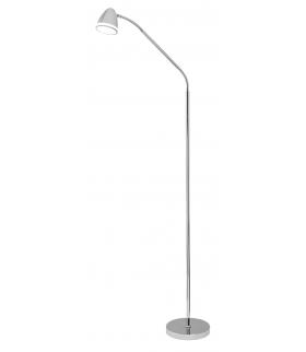 Lampa podłogowa Martin LED 1x4W chrom Rabalux 5938