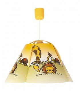 Lampa Wisząca Leon 1z max.60W. Rabalux 4568