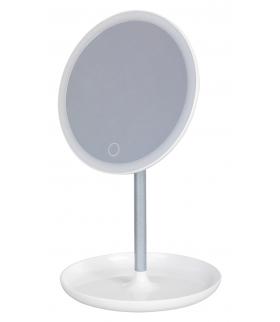 Oprawa Misty LED 4W okrągła lusterko do makijażu biały Rabalux 4539