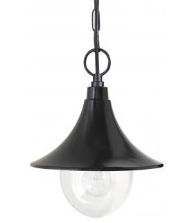 Lampa wisząca ogr. Konstanz E27 100W, czarny Rabalux 8246