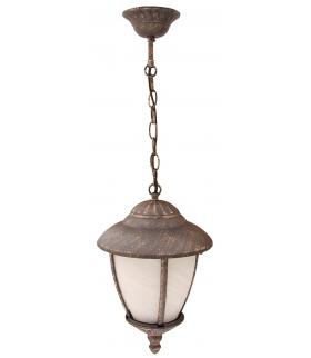 Lampa wisząca Madrid E27/1x60W zloto anty. Rabalux 8479