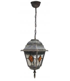 Lampa Monaco wisząca E27/1x60W złoto antyczne Rabalux 8184